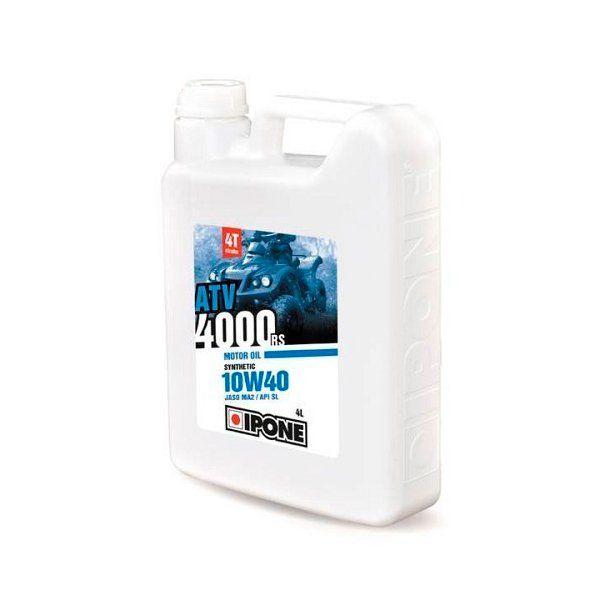 Aceite Ipone Atv 4000 RS 10W40 4L