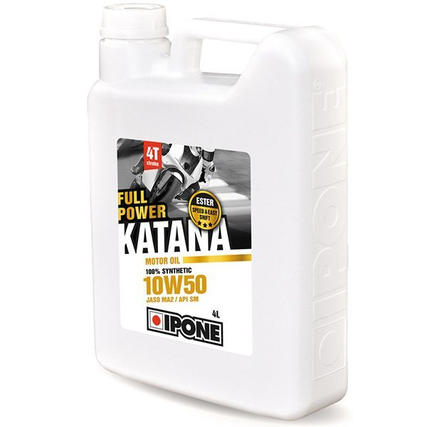 Aceite Ipone Full Power Katana 10W50 4L