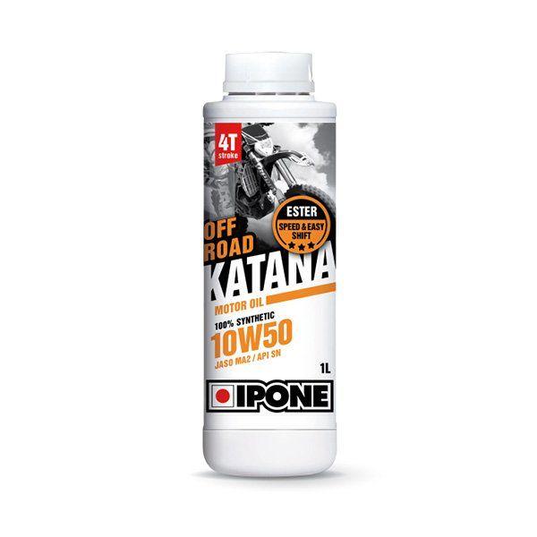 Aceite Ipone Katana Off Road 10W50 1L