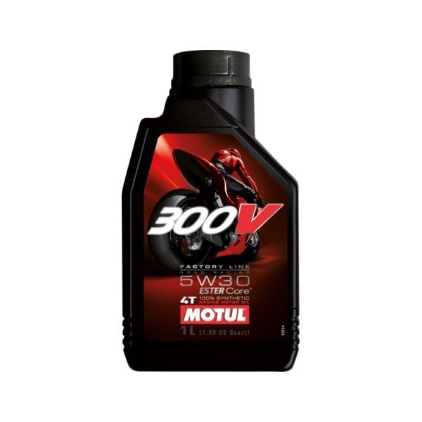 Aceite Motul 300V 5W30 Road Racing 1l