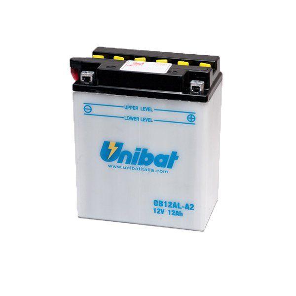 Bateria Unibat YB12AL-A2