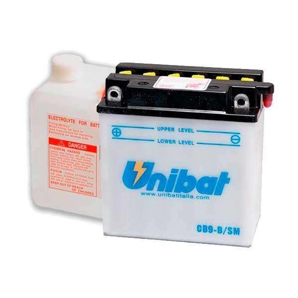 Bateria Unibat YB9B