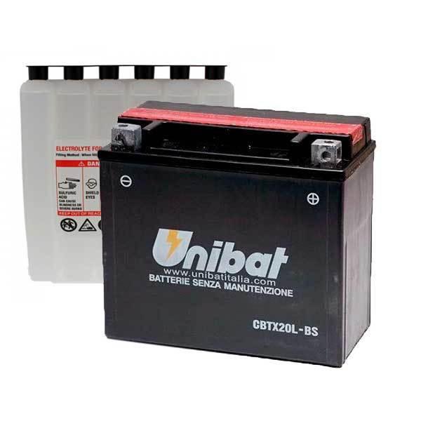 Bateria Unibat YTX20L-BS