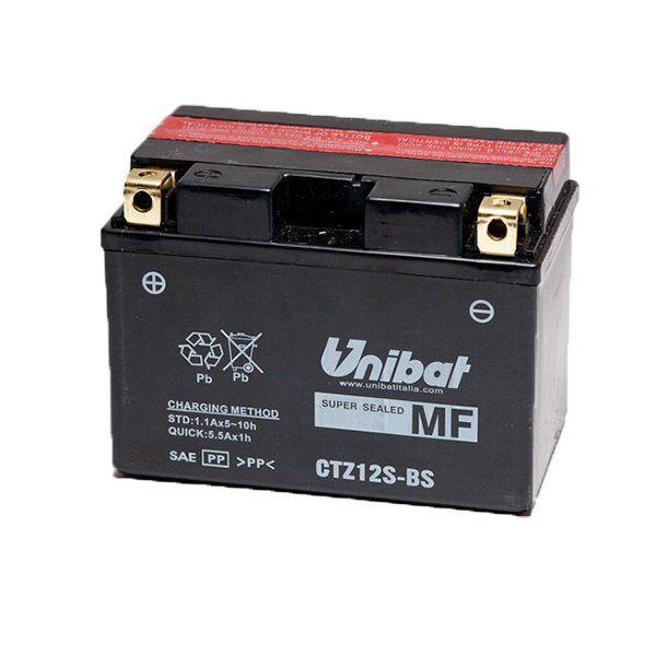 Bateria Unibat YTZ12S