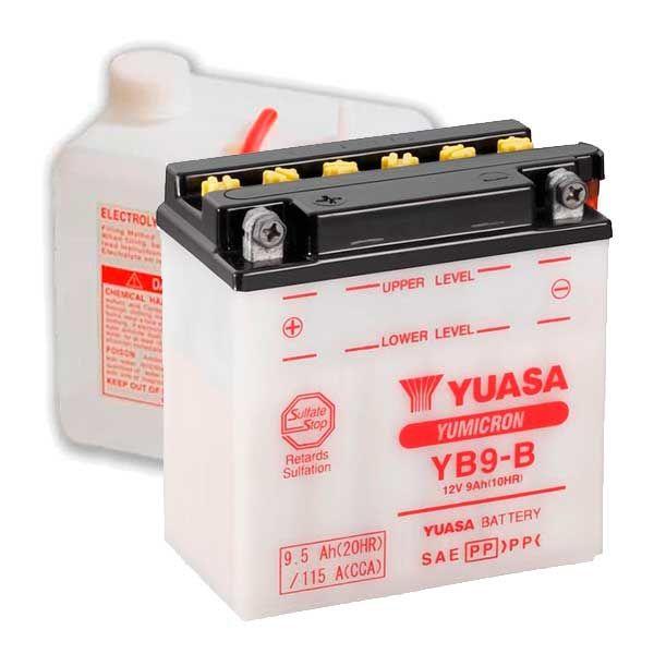 1999 Yuasa yb4l-b Batterie aprilia rx50 MU Bj