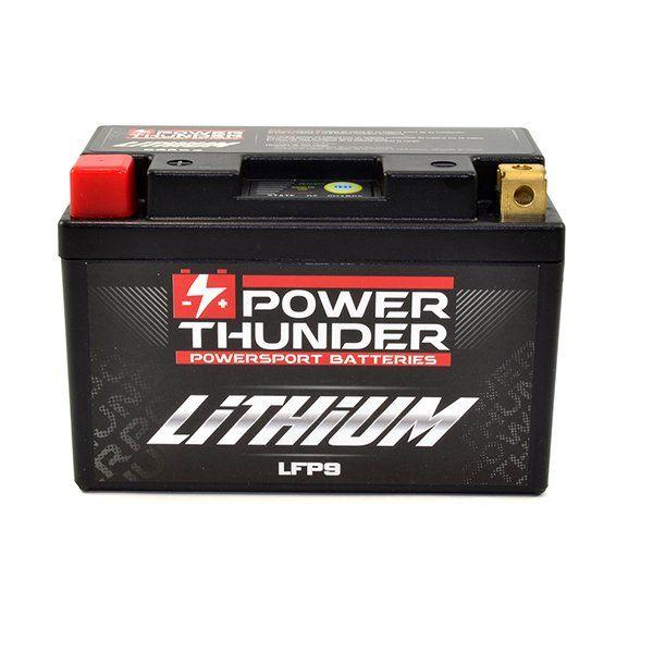 Bateria de Litio Power Thunder YT9B-BS