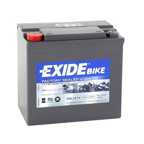 Bateria de gel EXIDE GEL12-14