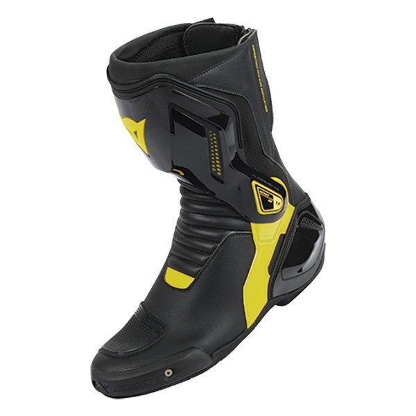 Botas Dainese Nexus Negro Amarillo