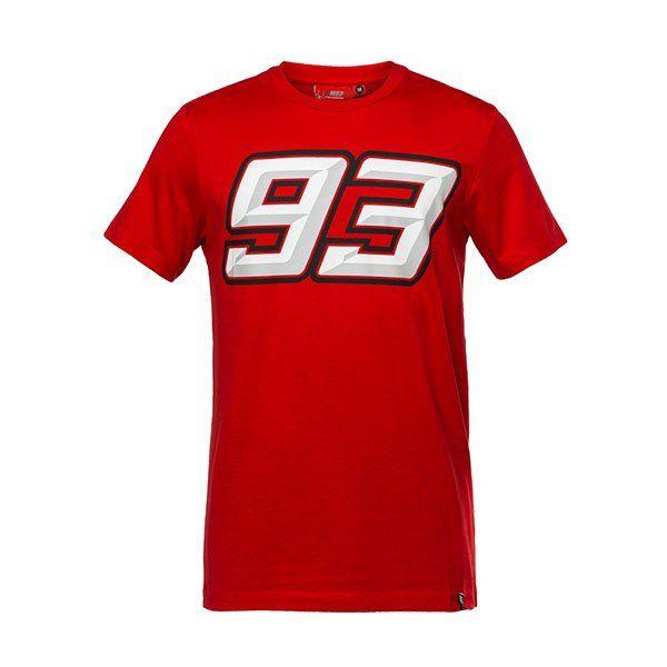 Camiseta Marc Marquez Rojo