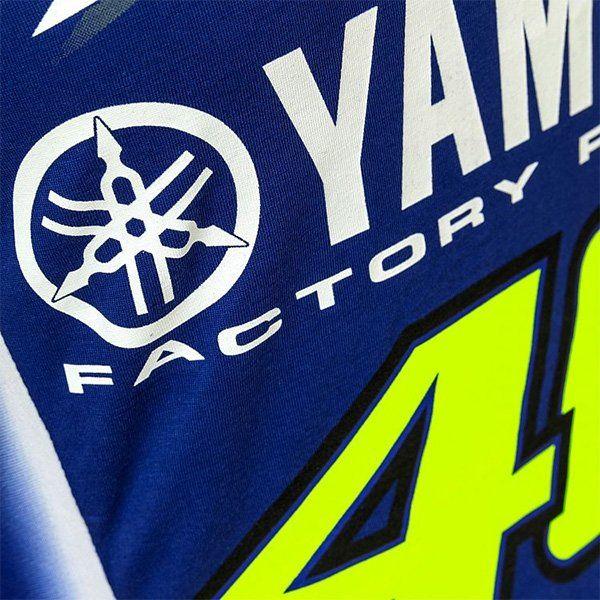 Camiseta Valentino Rossi Lady Yamaha2