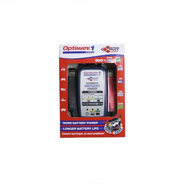 Cargador de baterias Optimate 1
