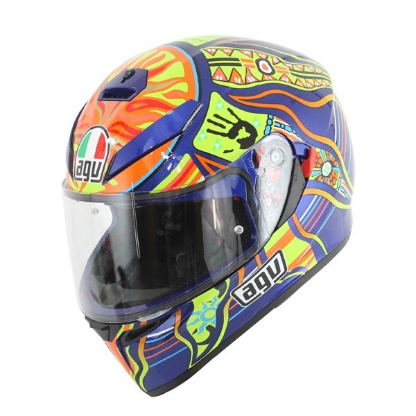 Casco AGV K3 Sv Five Continents5