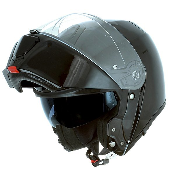 Casco HJC RPHA 90 negro brillov