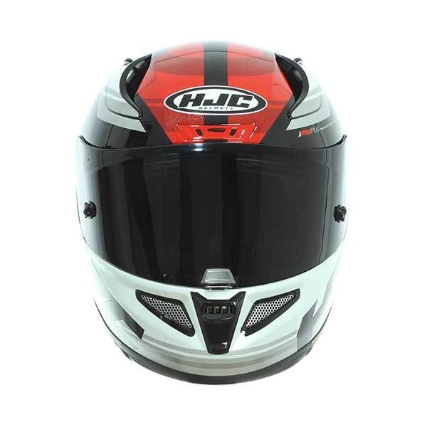 9dca1c8fda197 Helmet HJC Rpha 11 Naxos MC1 gray red - 337.00 €