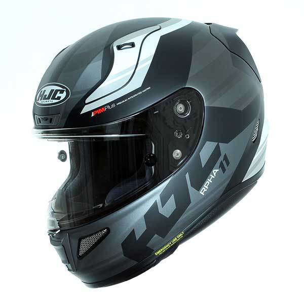 d00c4467ba63e Helmet HJC Rpha 11 Naxos MC5SF Black Matt Gray - 337.00 €