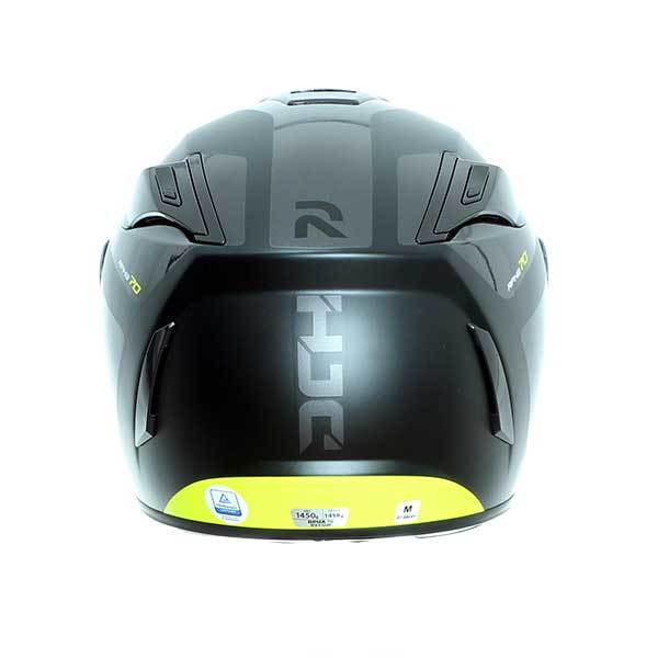 Casco moto HJC RPHA 70 BALIUS MC5SF XS Nero//Bianco