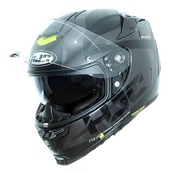 Size XS Black//White HJC RPHA 70 GADIVO MC5SF Motorcycle Helmet