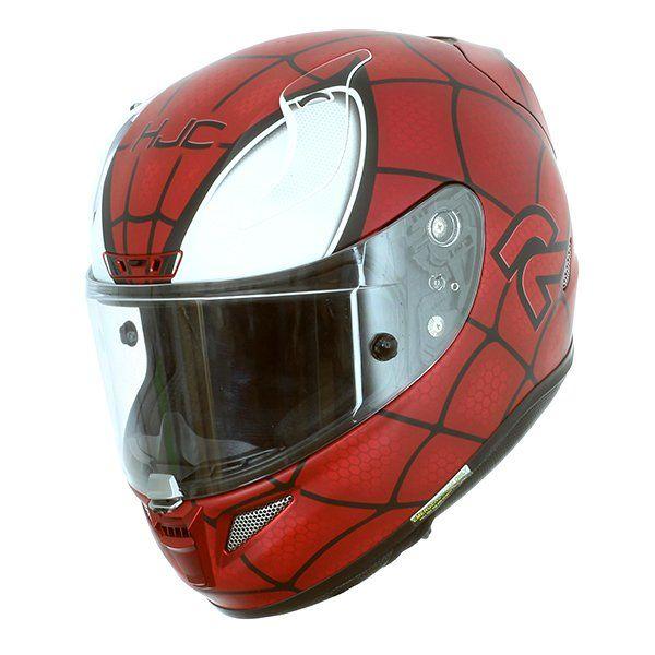 Casco Hjc Rpha 11 Spidermant