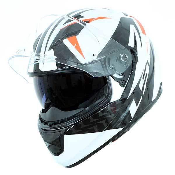 Casco LS2 FF320 Stream EVO Commander