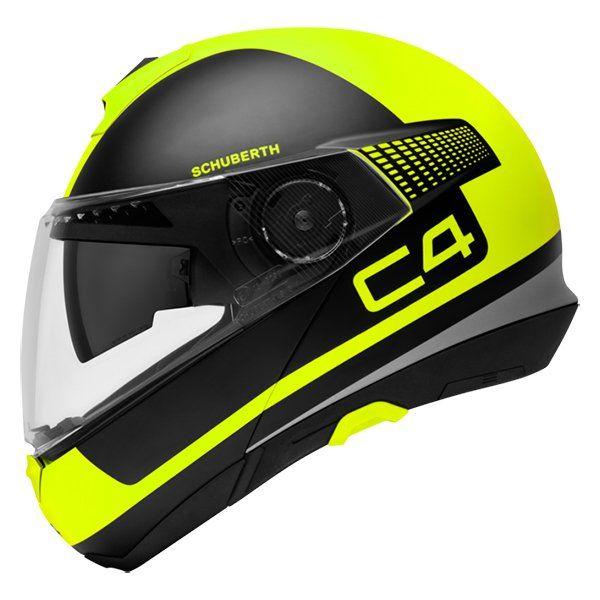 91891dc3 ... Motorcycle Helmets; >; Flip-Up Helmets; >; Helmet Schuberth C4 Legacy  Yellow Black. Casco Schuberth C4 Legacy amarillo