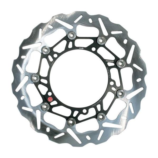 Disco de freno Braking WK071Lv