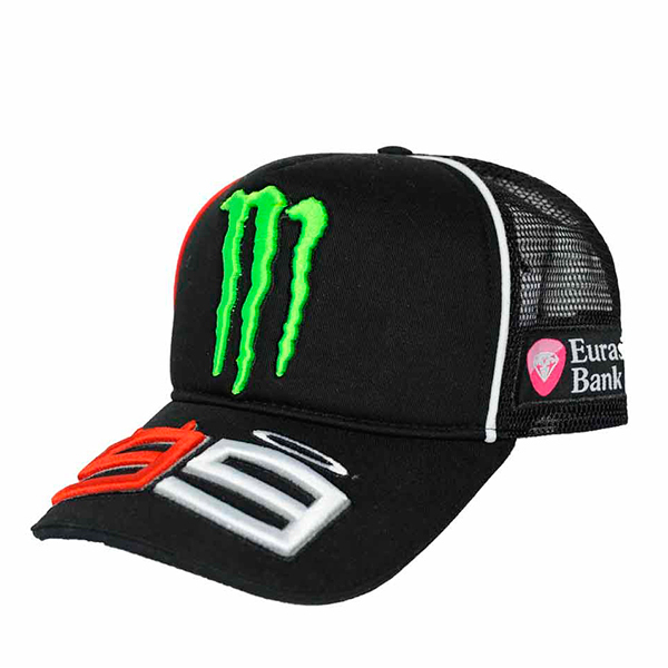 Gorra Jorge Lorenzo Monster 99