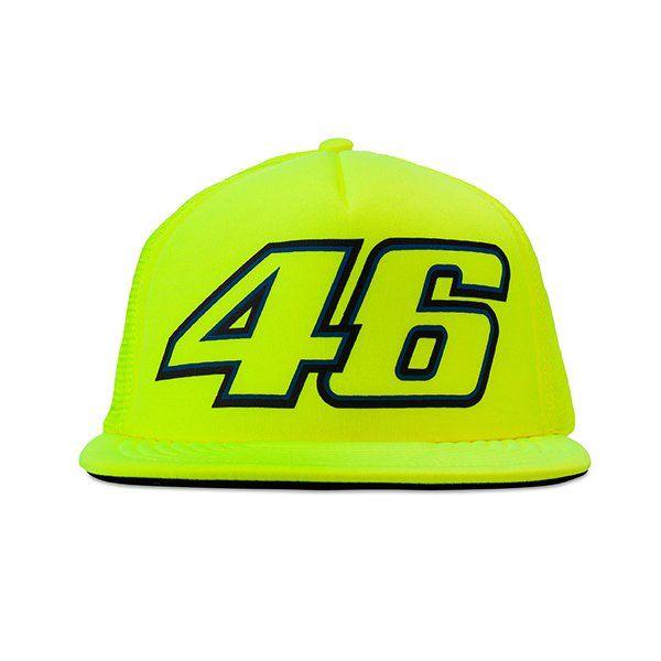Valentino Rossi Trucker Cap ADJ Yellow - 25.00 € cc256402503