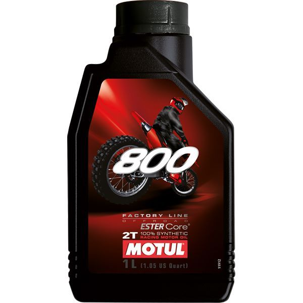 Motul 800 2T Factory Line off-Road 1L