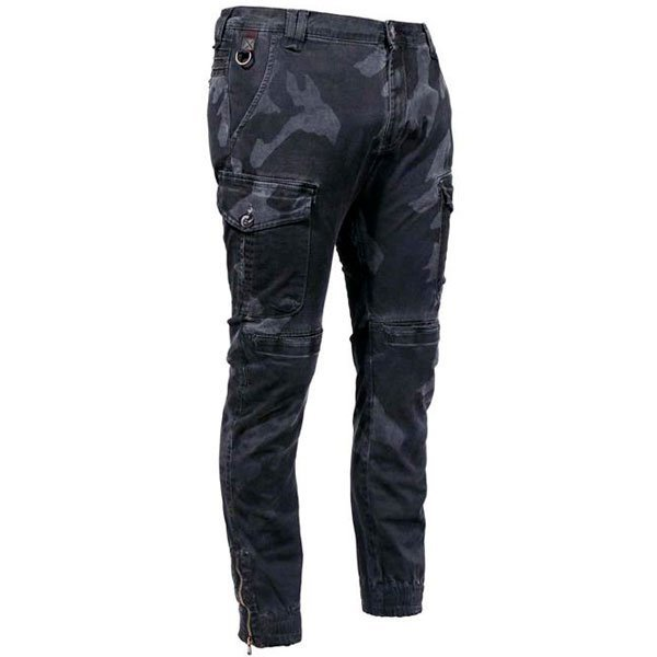 Pantalon Jeans Race-Red Mimetic