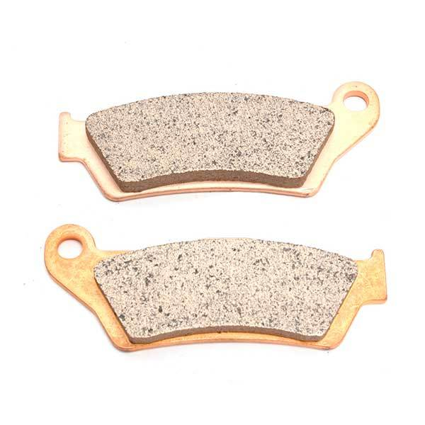 BMW R850R 2004 to 2006 EBC Double-H Sintered FRONT and REAR Disc Brake Pads