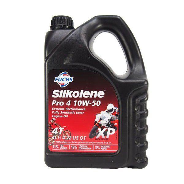 Silkolene Pro 4 10W50 XP 4L