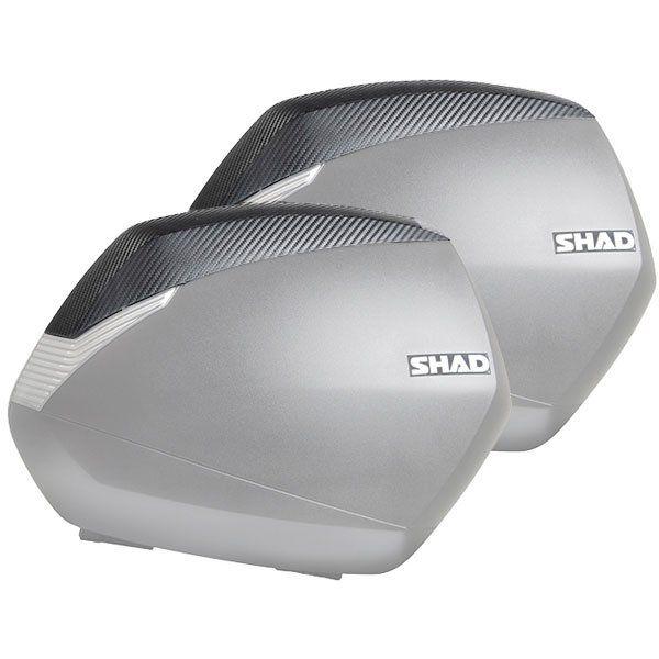 Tapa Maletas laterales Shad SH36 Carbono