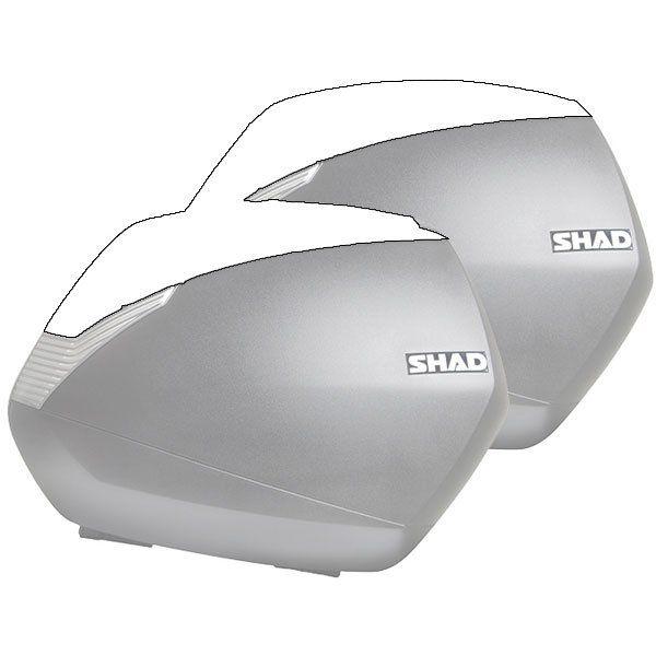 Tapa para Maletas laterales Shad SH36 Blanco