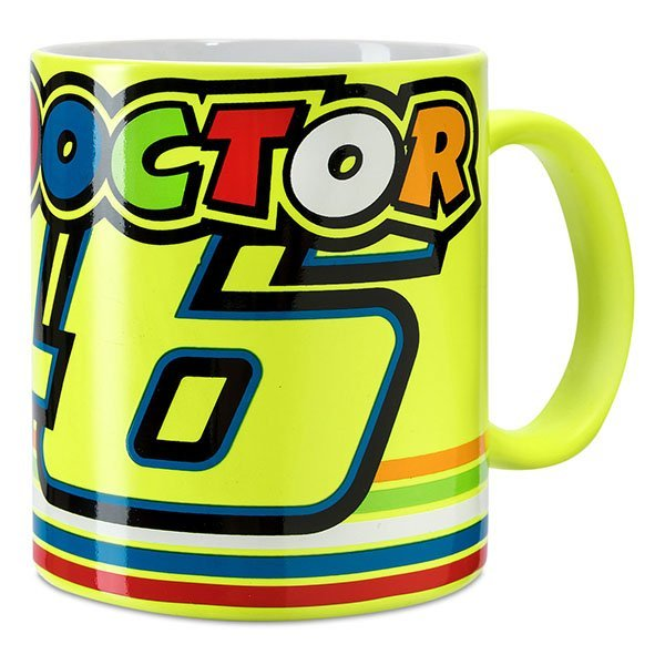 Taza Valentino Rossi The Doctor